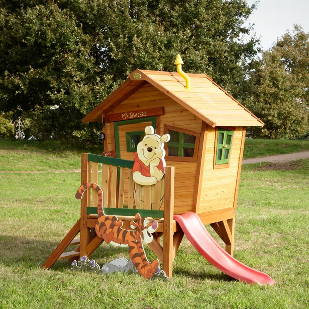 Axi Winnie de Poeh speelhuis