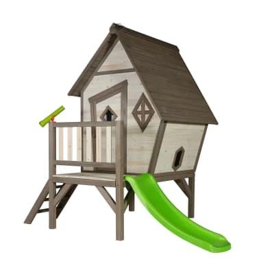 Sunny Maison pour enfants Cabin XL avec toboggan C050.004.00[2/7]