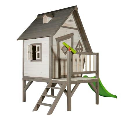 Sunny Maison pour enfants Cabin XL avec toboggan C050.004.00[5/7]