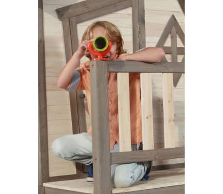Sunny Maison pour enfants Cabin XL avec toboggan C050.004.00[6/7]