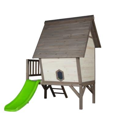 Sunny Maison pour enfants Cabin XL avec toboggan C050.004.00[3/7]