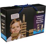 BBlocks 26 Piece Marblerun Building Planks Brown Wood BBLO890300
