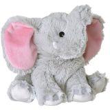 Warmies - Éléphant - Peluche pour micro-ondes