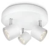 Philips Faretto LED myLiving Star 3x4,5 W Bianco 562433116