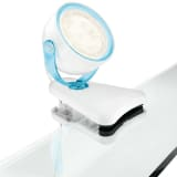 Philips myLiving LED Klemmspot Dyna 3 W Blau 532313516