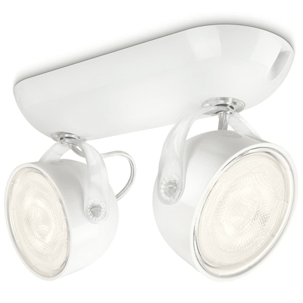 Philips myLiving LED-spotlight Dyna wit 2x3 W 532323116