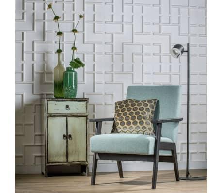 Fesselnd WallArt 3D Wand Panelen Tetris 12 St GA WA16[8/10]