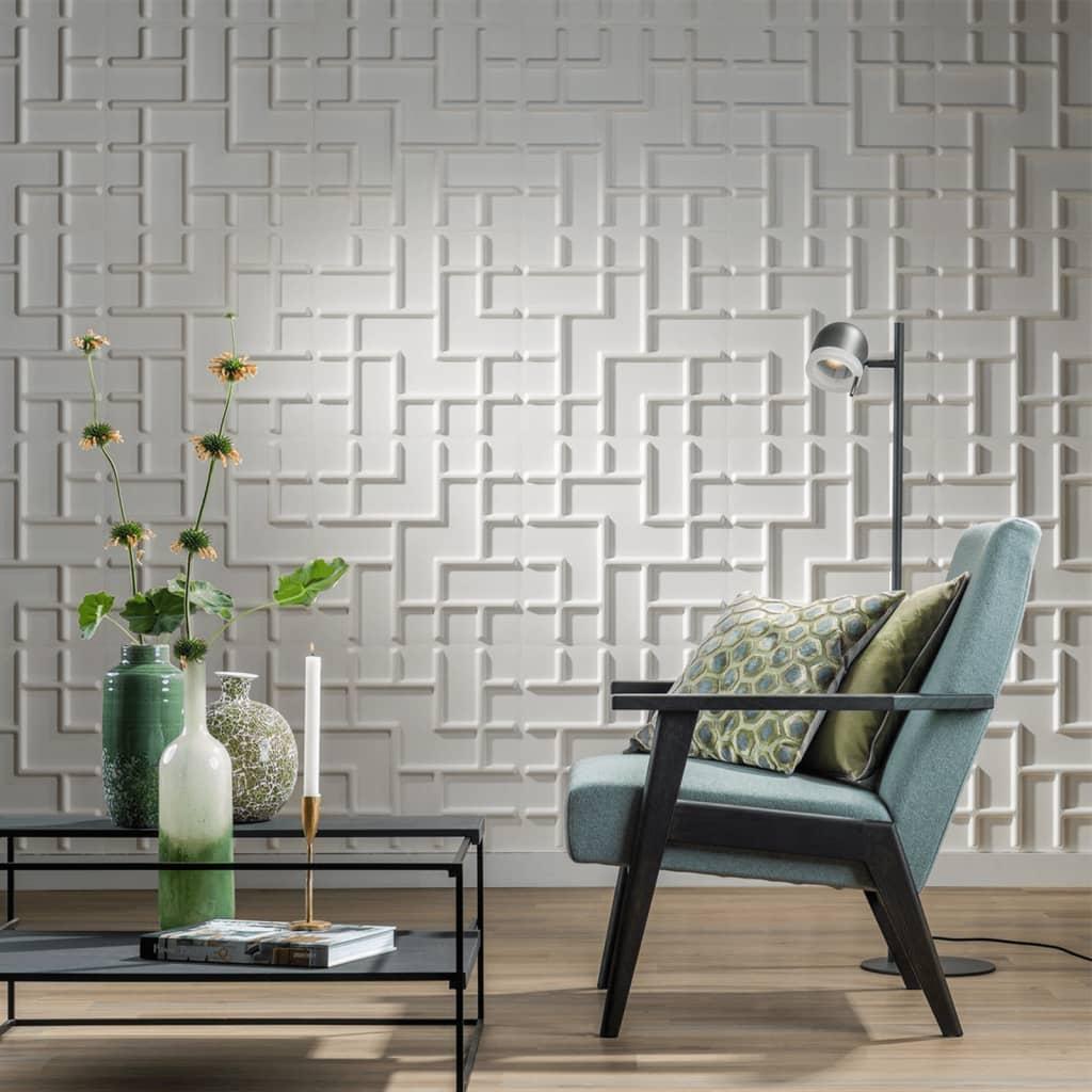 WallArt Panouri de perete 3D Tetris, 12 buc. GA-WA16 imagine vidaxl.ro