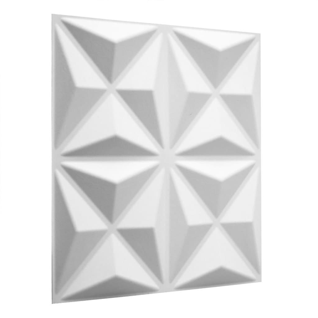 WallArt 3D seinapaneelid Cullinans, 12 tk, GA-WA1..