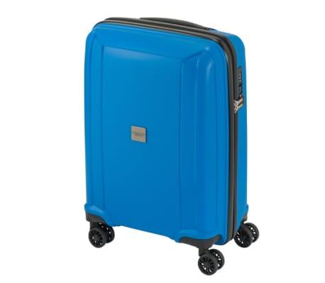 Princess Traveller Maleta con ruedas Havana azul S