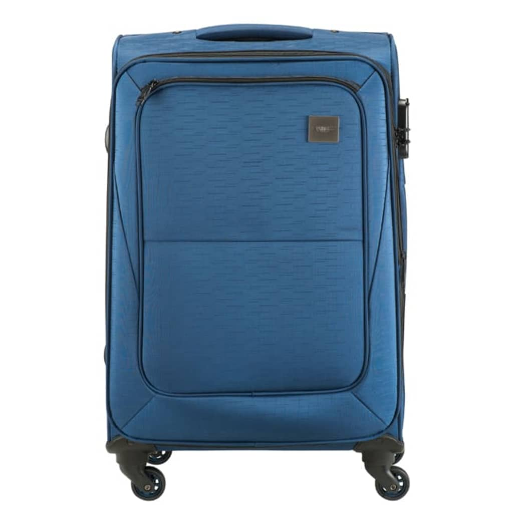 Princess Traveller Trolley Colombo M blauw