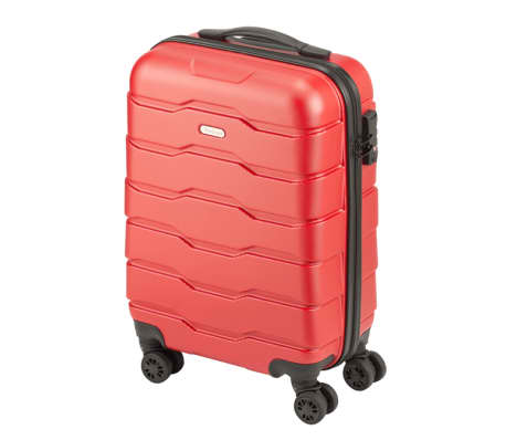 Princess Traveller Maleta con ruedas Ottawa rojo S