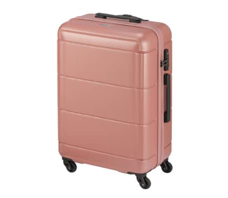 Princess Traveller Maleta con ruedas Macau rosa M