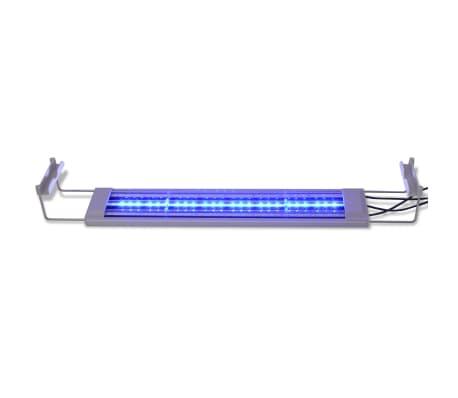vidaXL Aquarium LED-Lampe 50-60 cm Aluminium IP67[3/14]