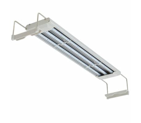 vidaXL Aquarium LED-Lampe 50-60 cm Aluminium IP67[4/14]