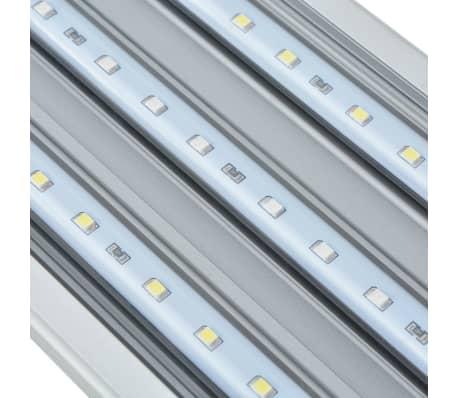 vidaXL Aquarium LED-Lampe 50-60 cm Aluminium IP67[10/14]