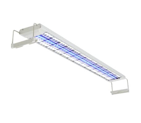 vidaXL LED Akvarijska Svetilka 80-90 cm Aluminij IP67[1/14]