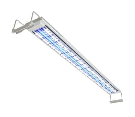 vidaXL Aquarium LED-Lampe Aufsetzleuchte Klemmleuchte Alu IP67 ...