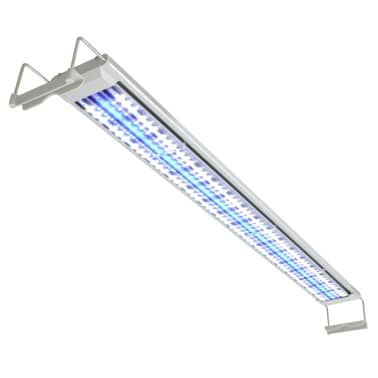 110 Ip67 Cm Pour 100 À Lampe Vidaxl Led Aquarium Aluminium wPn80Ok