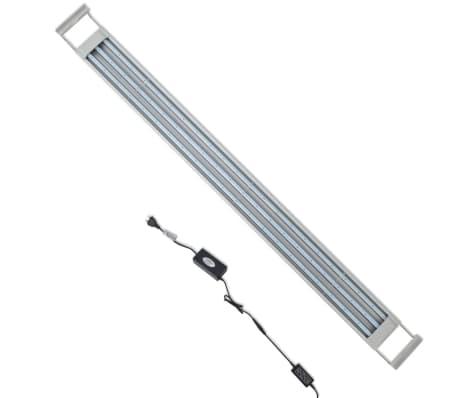 vidaXL Lampe à LED pour aquarium 120-130 cm Aluminium IP67[8/14]
