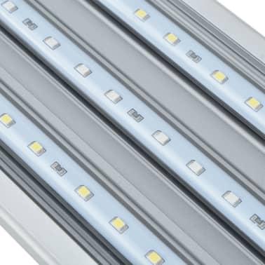 vidaXL Lampe à LED pour aquarium 120-130 cm Aluminium IP67[10/14]