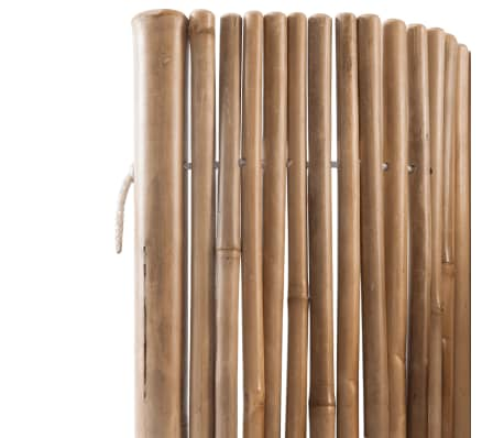 "vidaXL Room Divider Fence Panel Bamboo 70.9""x70.9""[5/6]"