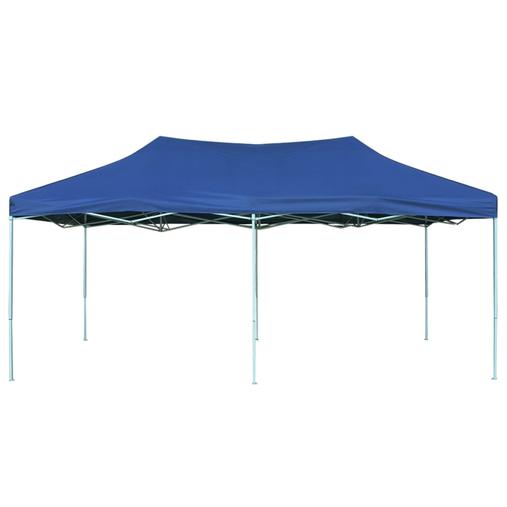 vidaXL Vouwtent pop-up 3x6 m blauw