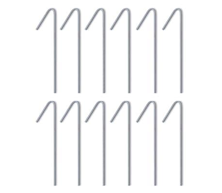 vidaXL Pop-Up hopfällbart partytält 3x6 m blå[10/10]