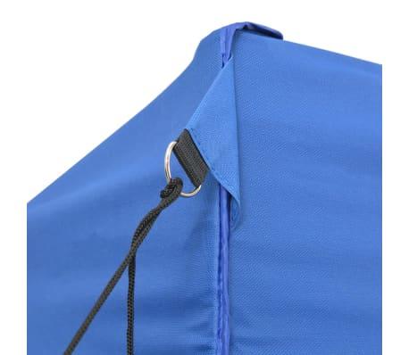 Shop vidaXL Sammenleggbart telt popup 3x4,5 m blå | vidaXL.no