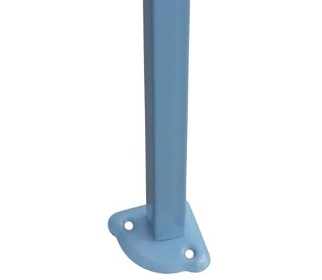 vidaXL foldbart telt pop-up 3 x 4,5 m blå[9/10]