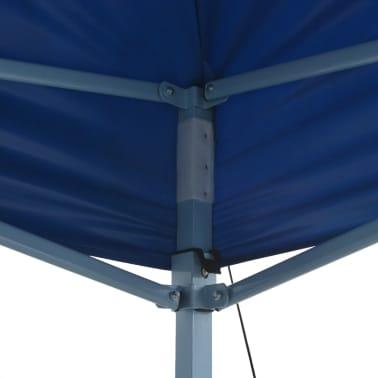 vidaXL foldbart telt pop-up 3 x 4,5 m blå[3/10]
