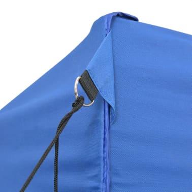 vidaXL foldbart telt pop-up 3 x 4,5 m blå[4/10]