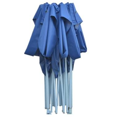 vidaXL foldbart telt pop-up 3 x 4,5 m blå[5/10]