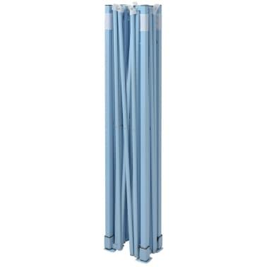 vidaXL foldbart telt pop-up 3 x 4,5 m blå[7/10]