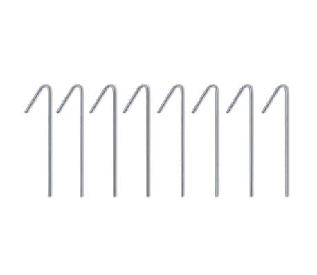 vidaXL Marchiză pliabilă, 3 x 4,5 m, crem[10/10]