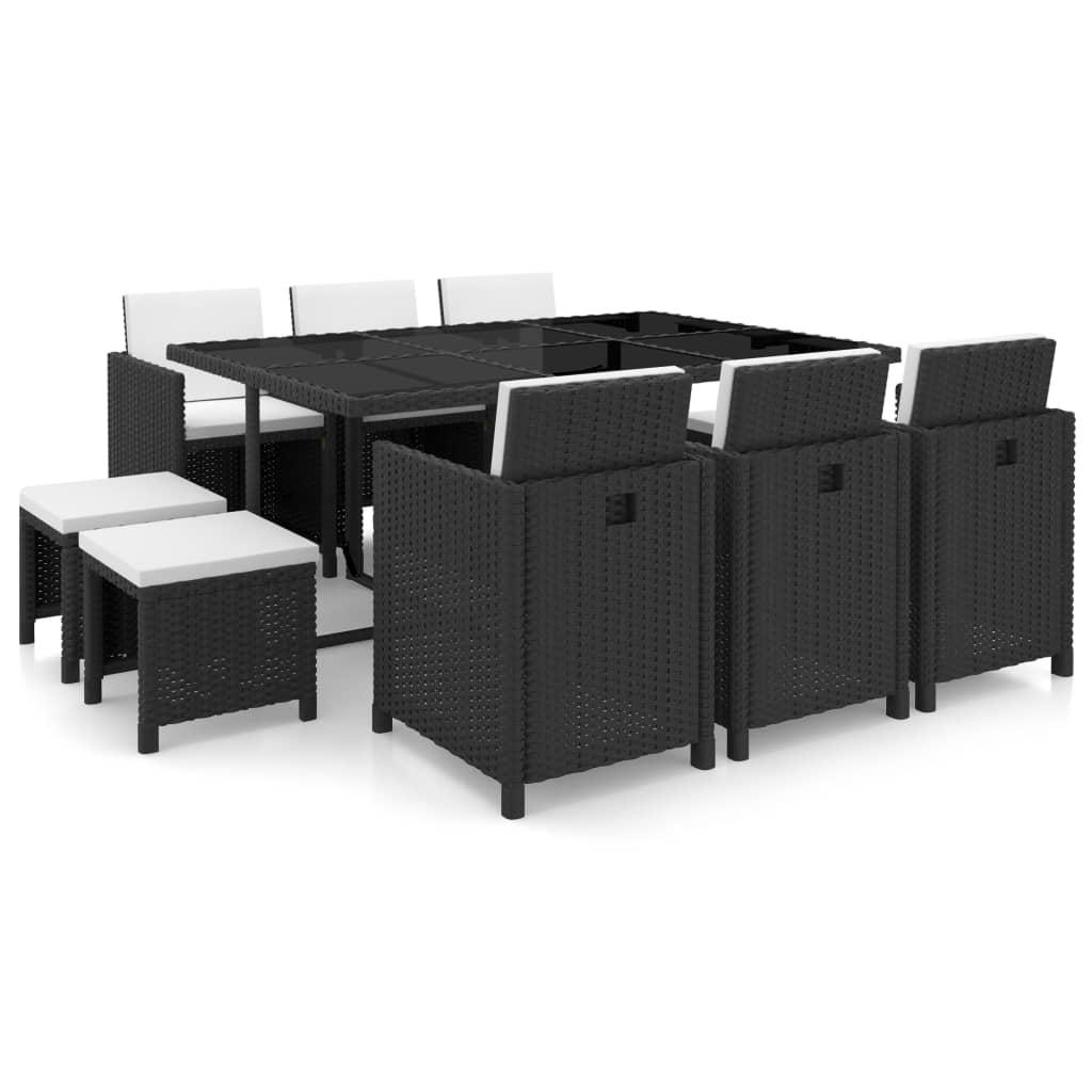 Détails sur Jeu de salle à manger d\'extérieur Ensemble Salon de jardin Luxe  Table et chaise