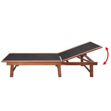 vidaXL 9-cz. zestaw mebli ogrodowych, poduszki, lite drewno akacjowe[7/14]