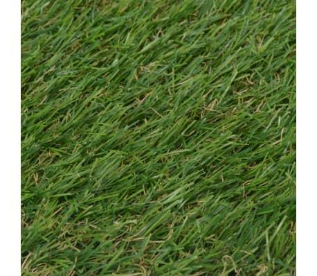 vidaXLi kunstmuru 1,5 x 5 m / 20-25 mm roheline[3/3]