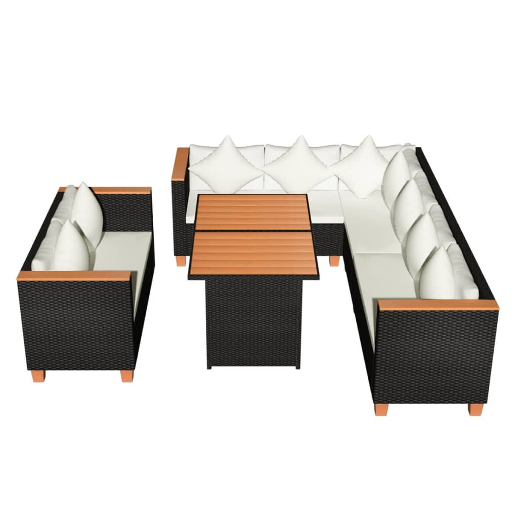 ... And Will Become The Focal Point Of Your Garden Or Patio. The Sofa Set  Is Designed To Be Used Outdoors Year Round. Thanks To The Weather Resistant.