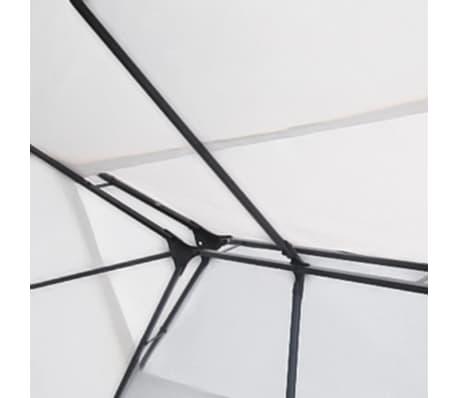vidaXL Lysthus hvit 3x4 m[2/5]