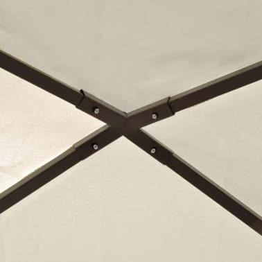 vidaXL Vrtni paviljon z mizo in klopema 2,5x1,5x2,4 m[5/6]