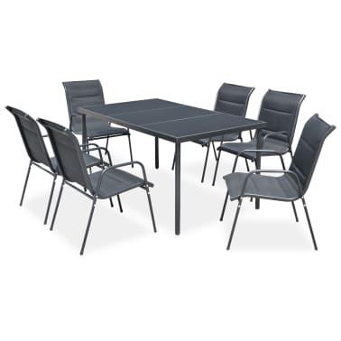 vidaXL Mobilier de salle à manger d
