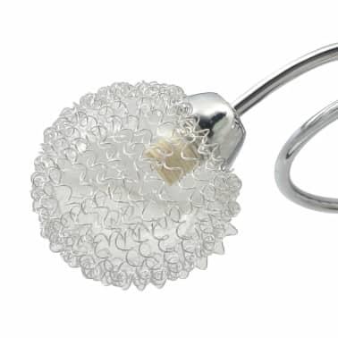 vidaXL Lubų šviestuvas su 3 G9 lemputėmis, 120 W[5/8]