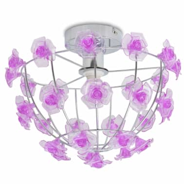 vidaXL Deckenleuchte für 1 E14 Glühlampe 40 W[1/6]