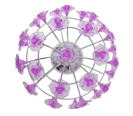 vidaXL Deckenleuchte für 1 E14 Glühlampe 40 W[2/6]