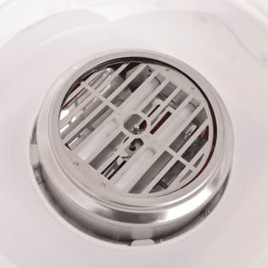 vidaXL Hattarakone pyörillä 480 W Punainen[5/8]