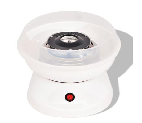 vidaXL Cukraus vatos gaminimo aparatas, 480 W, baltas[2/7]