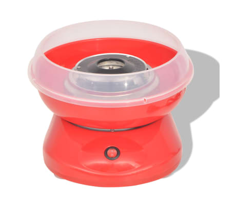 vidaXL Hattarakone 480 W Punainen[2/7]