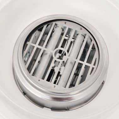 vidaXL Hattarakone 480 W Punainen[6/7]