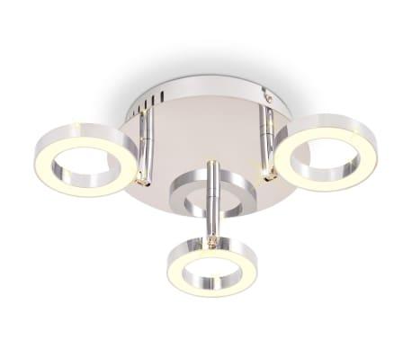 vidaXL LED Taklampa med 3 lampor varmvit 302.se   Köp